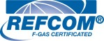 RefCom F-Gas Registered Logo